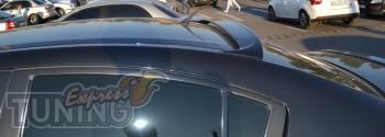 Пластиковый спойлер заднего стекла Мазда 3 (ЭкспрессТюнинг)