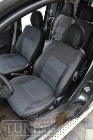 купить Чехлы Фиат Добло 2 (заказать авточехлы на сиденья Fiat Do
