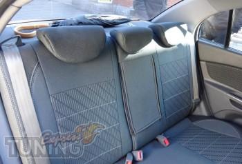 Чехлы Киа Рио 2 (заказать авточехлы на сиденья в интернете Kia R
