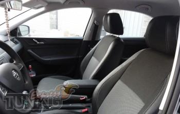 Чехлы в салон Сеат Толедо 4 (авточехлы на сиденья Seat Toledo 4)