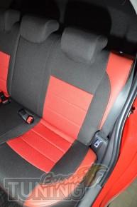 купить Чехлы Тойота Ярис (авточехлы на сиденья Toyota Yaris)