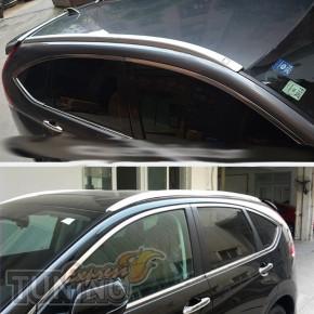 Комплект рейлингов для Honda CR-V 4 поколения