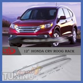 Купить заводские рейлинги на Honda Cr-V 4 стиль OEM