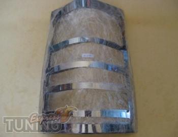 Хром накладки на задние фары Мерседес Вито 638