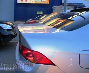 Лип спойлер на багажник Honda Accord 7 (ExpressTuning)