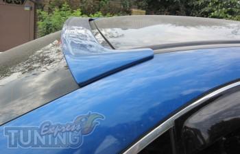 Пластиковый тюнинг спойлер на заднее стекло Accord 7