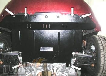 Защита двигателя Fiat Linea (защита картера Фиат Линеа)