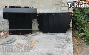 Защита двигателя Шевроле Болт радиатора и КПП