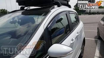 Вставные дефлекторы окон Ford B-Max полный комплект