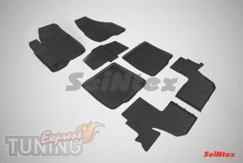 Резиновые коврики Ford Explorer 5 фото резина