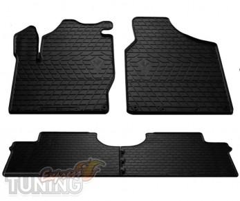Резиновые коврики в салон Ford Galaxy 1 оригинал фото