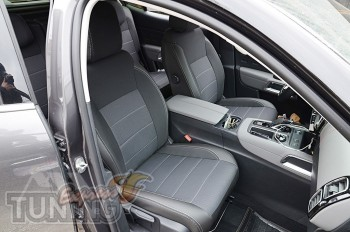 Авточехлы на Citroen C5 Aircross серии Premium Style