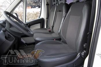 Чехлы Фиат Дукато 3 Фургон серии Premium Style