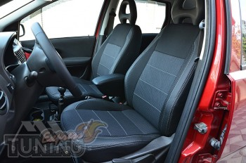 Авточехлы на Фиат Пунто Классик серии Premium Style