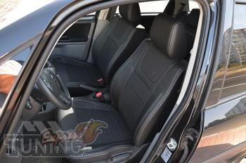 Чехлы Fiat Sedici оригинальный комплект серии Dynamic