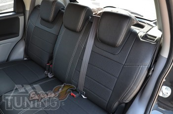 Чехлы в авто Fiat Sedici оригинальный комплект серии Dynamic