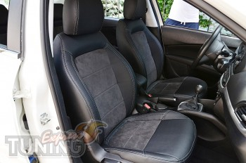 Чехлы для Fiat Tipo серии Leather Style