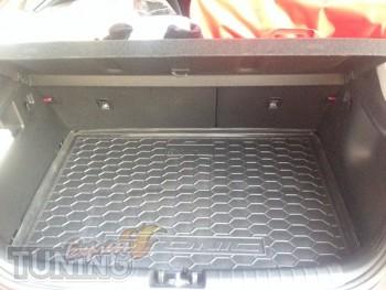 Коврик в багажник Kia Stonic резиновый