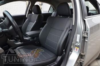 Авточехлы Хонда Аккорд 8 серии Premium Style