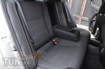 Авточехлы для Хонда Аккорд 8 серии Premium Style