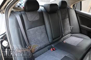 Чехлы для салона Honda Accord 8 серии Leather Style