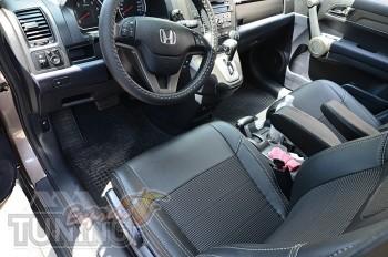 Чехлы для Honda CRV 3 оригинальный комплект серии Dynamic
