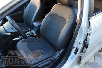 Чехлы Hyundai Elantra 6 AD оригинальный комплект серии Dynamic