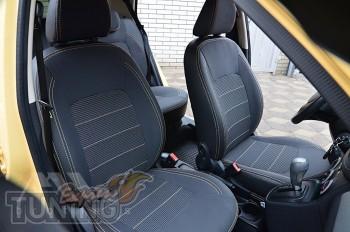 Авточехлы Хендай Ай10 1 серии Premium Style