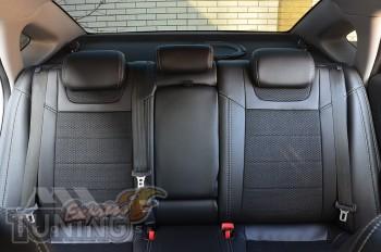 Чехлы в Hyundai i40 оригинальный комплект серии Dynamic