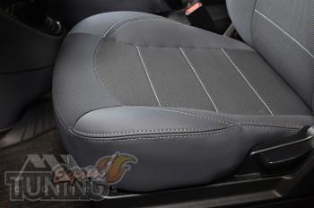 Авточехлы Хендай Матрикс 1 серии Premium Style