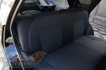 Чехлы в Лада 2108 серии Premium Style