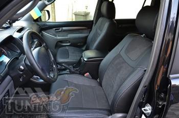 Чехлы для Lexus GX 470 серии Leather Style