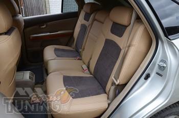 Чехлы для Lexus RX 350 серии Leather Style