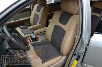 Чехлы Lexus RX300 с 2009- года серии Leather Style