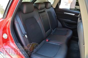 Чехлы на Mazda CX-5 2 оригинальный комплект серии Dynamic