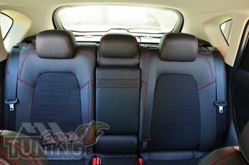 Чехлы в салон Mazda CX-5 2 оригинальный комплект серии Dynamic