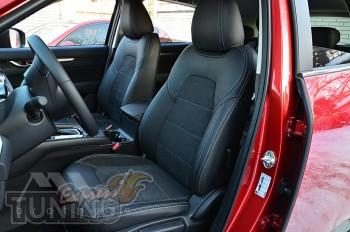 Чехлы Mazda CX-5 с 2017- года серии Leather Style