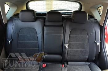 Чехлы салона Mazda CX-5 с 2017- года серии Leather Style