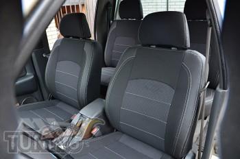 Авточехлы Митсубиси Л200 3 серии Premium Style