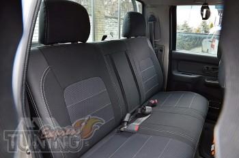Авточехлы в Митсубиси Л200 3 серии Premium Style