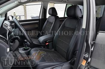 Чехлы салона Mitsubishi L200 5 с 2015- года серии Leather Style