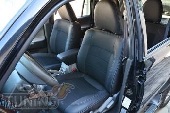 Авточехлы Mitsubishi Pajero Sport 1 серии Premium Style