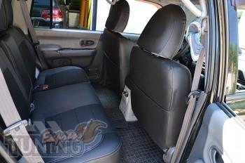 Авточехлы на Mitsubishi Pajero Sport 1 серии Premium Style