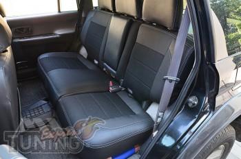 Авточехлы в Mitsubishi Pajero Sport 1 серии Premium Style