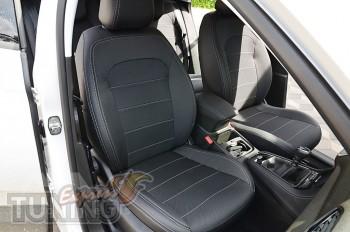 Авточехлы на Опель Грандланд Х серии Premium Style