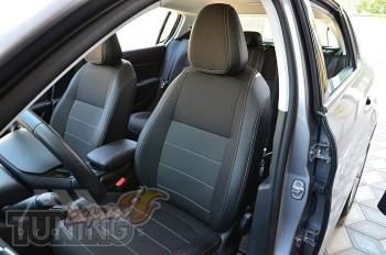 Чехлы Пежо 308 Т9 серии Premium Style