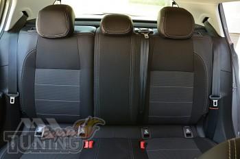 Авточехлы Пежо 308 Т9 серии Premium Style