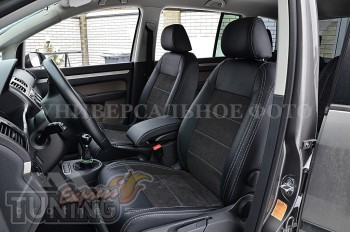 Чехлы салона Peugeot 4008 с 2012- года серии Leather Style