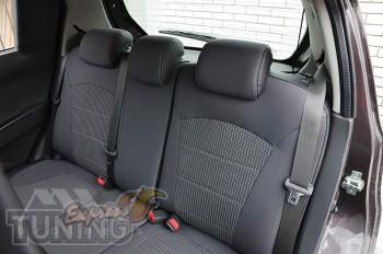 Авточехлы в салон Равон Р2 серии Premium Style