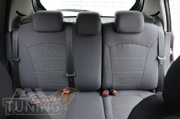 Авточехлы в Равон Р2 серии Premium Style